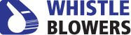 whistle blowers logo